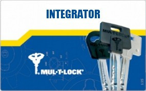 Double de clé Mul-T-Lock Integrator