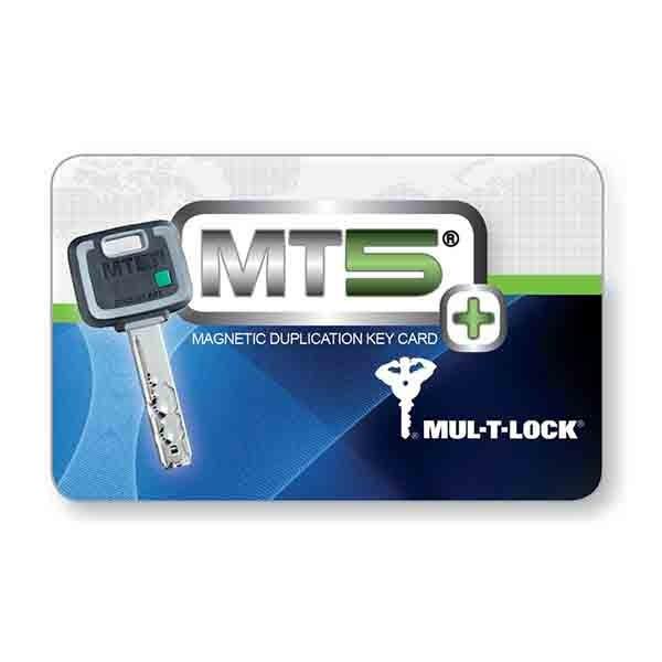 Double de clé Mul-T-Lock MT5+