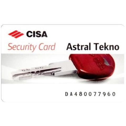 Double de clé Cisa C2000