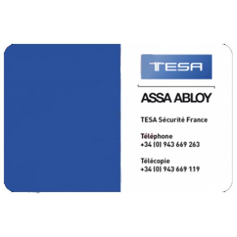 Double de clé Tesa TD60