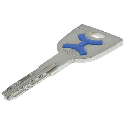 Double de clé Bricard Dual XP Twin S2