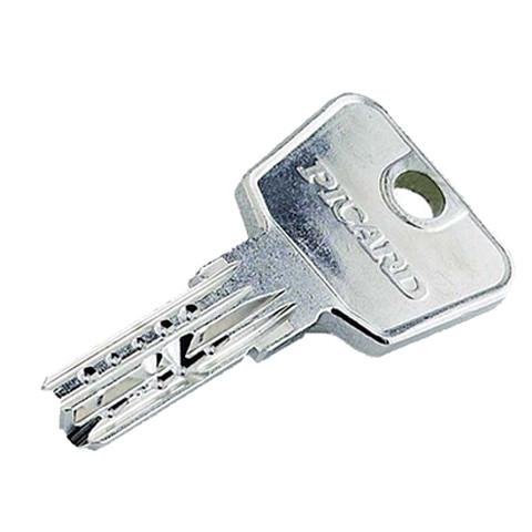 Double de clé Picard KV10