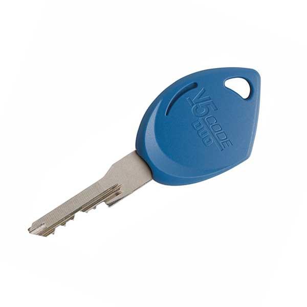 Double de clé Vachette V5 CODE DUO