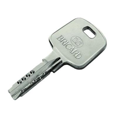 Double de clé Bricard Serial S