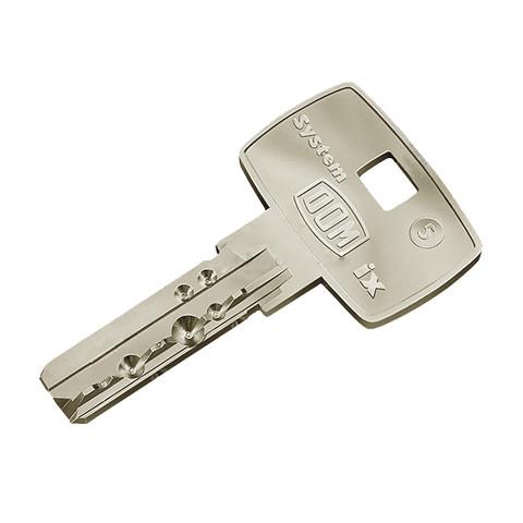 Double de clé Dom iX-5