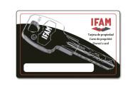 Carte de propriété IFAM