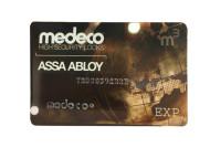 Carte de propriété Medeco