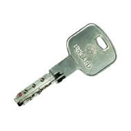 Double de clé Bricard Mistral S à mobile