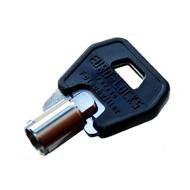 Double de clé Euro-Locks Tubulaire