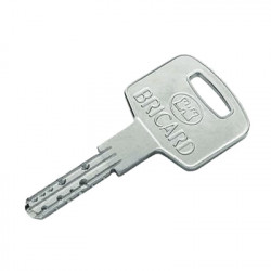 Double de clé Bricard Chifral sans mobile