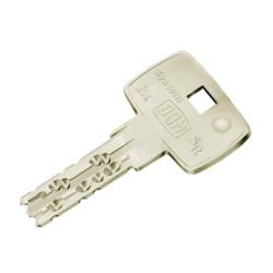 Double de clé Dom iX-10 KG