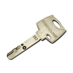 Double de clé Héraclès Mul-T-Lock 262G